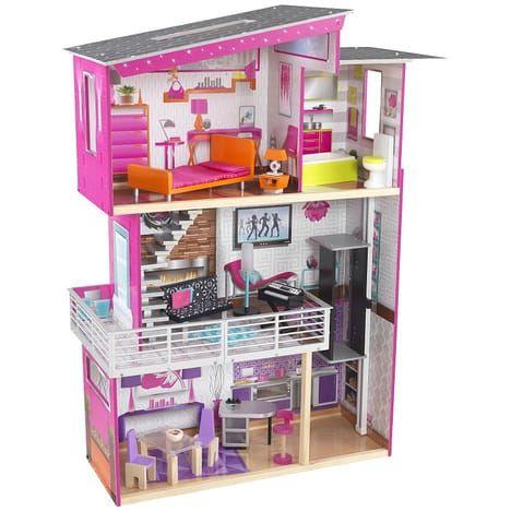 maison moderne kidkraft