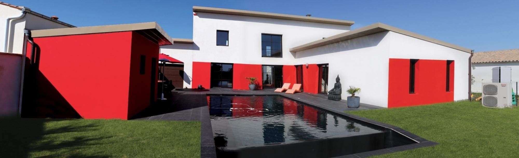 maison moderne la rochelle
