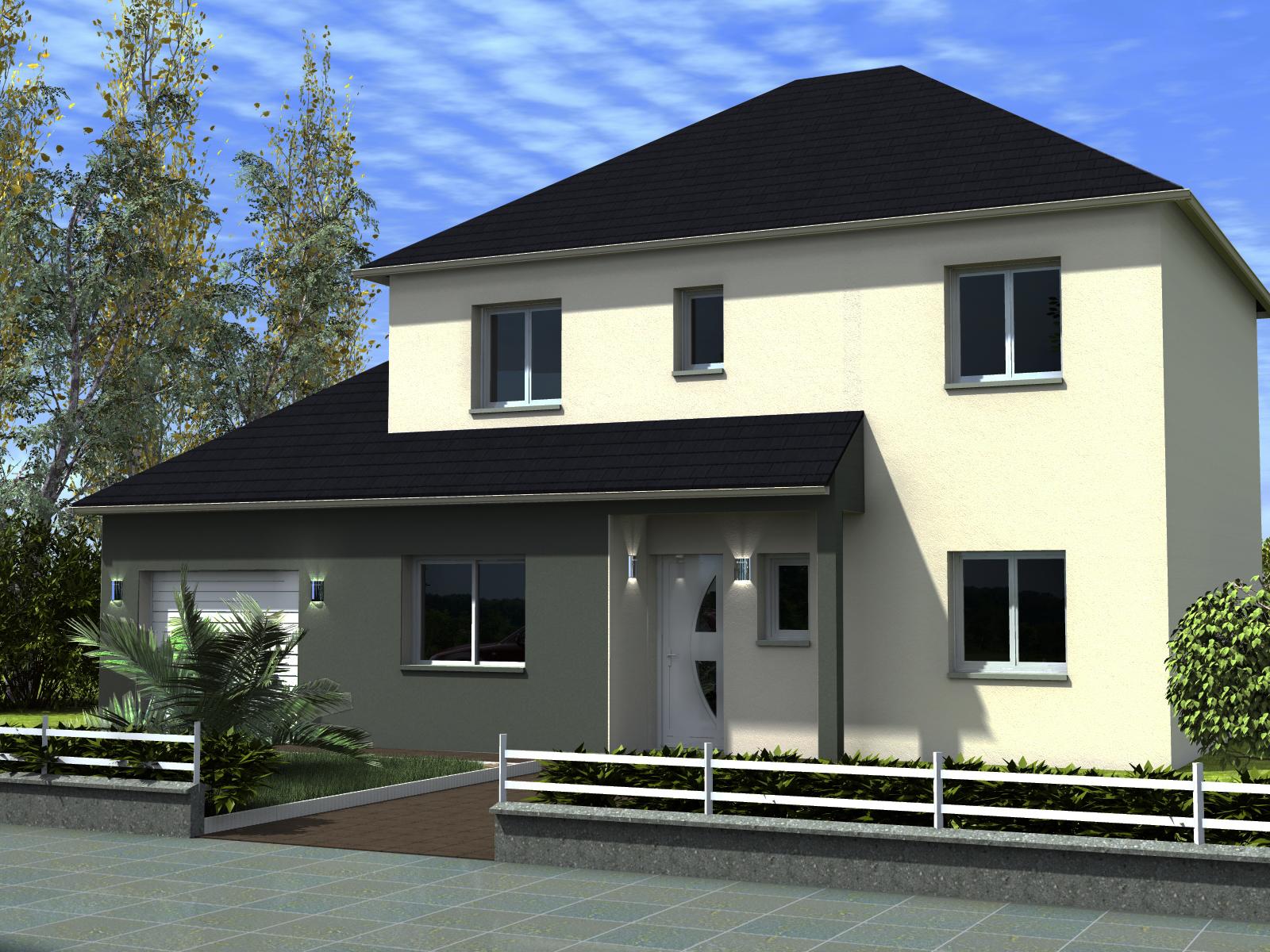 maison moderne le mans