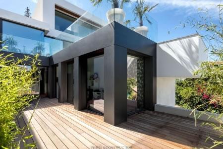 maison moderne marseille