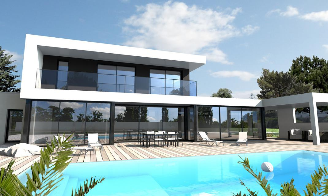 maison moderne nantes