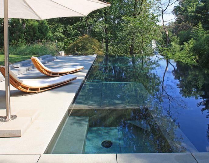 maison moderne nature