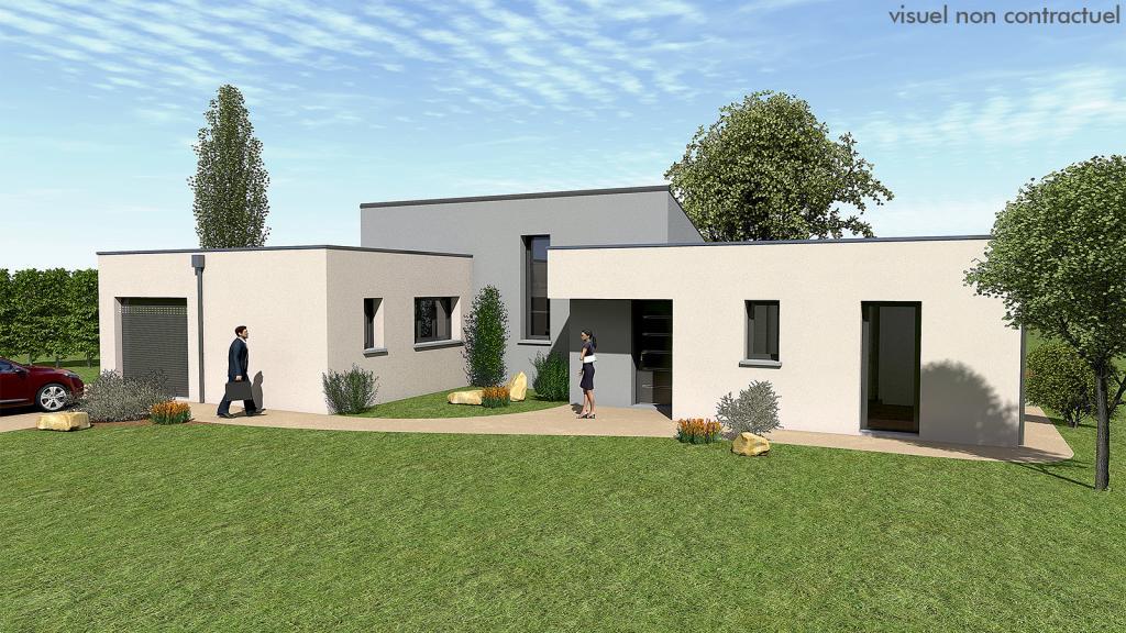 maison moderne niort