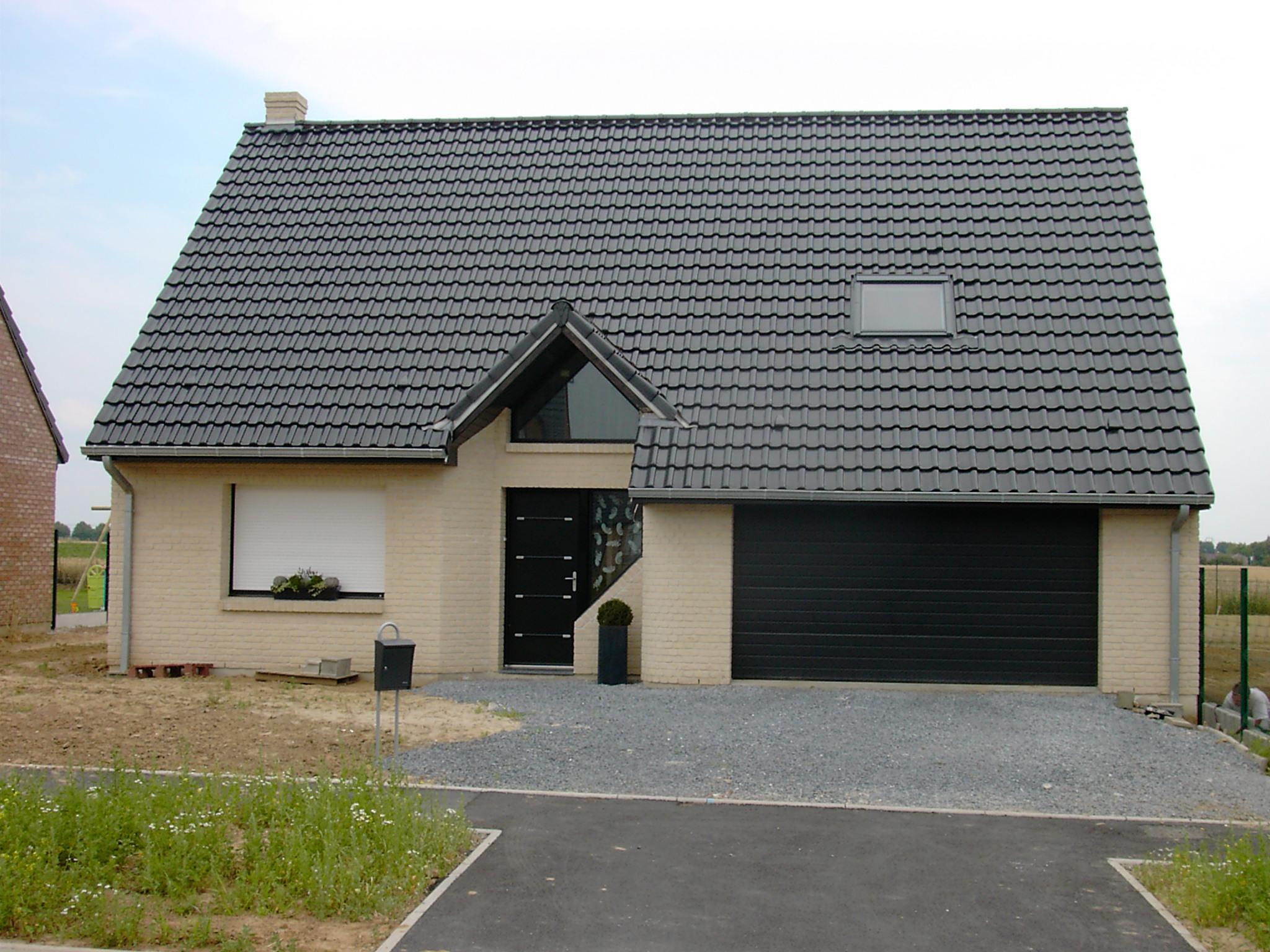 maison moderne nord-pas-de-calais