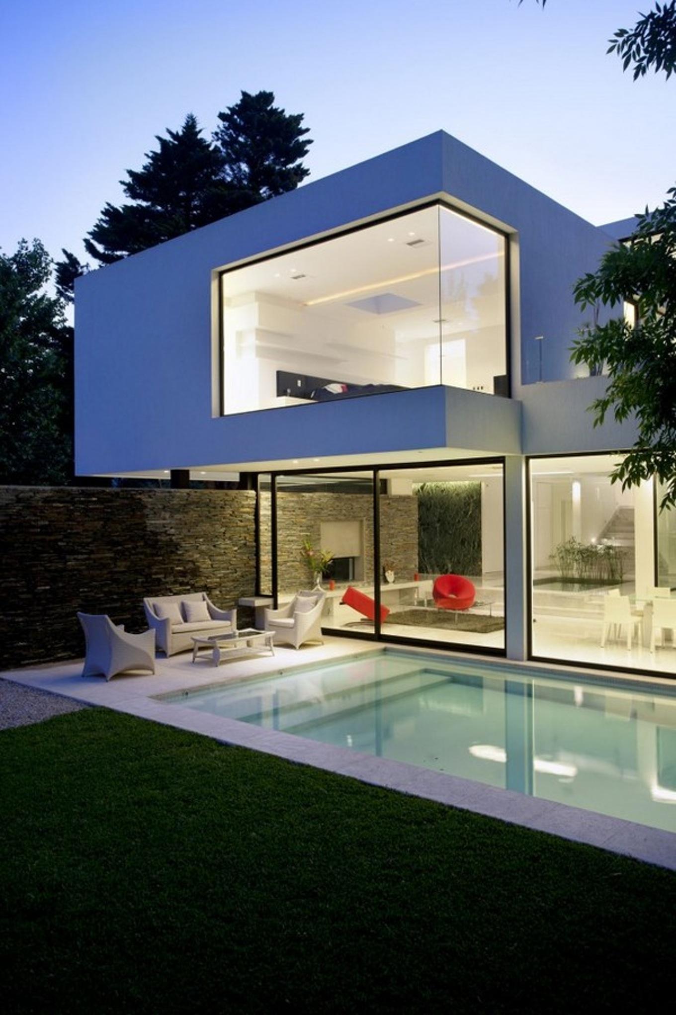 maison moderne pas cher