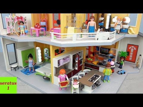 maison moderne playmobil 2018