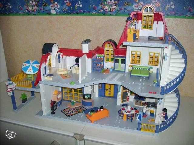 maison moderne playmobil 3965 notice