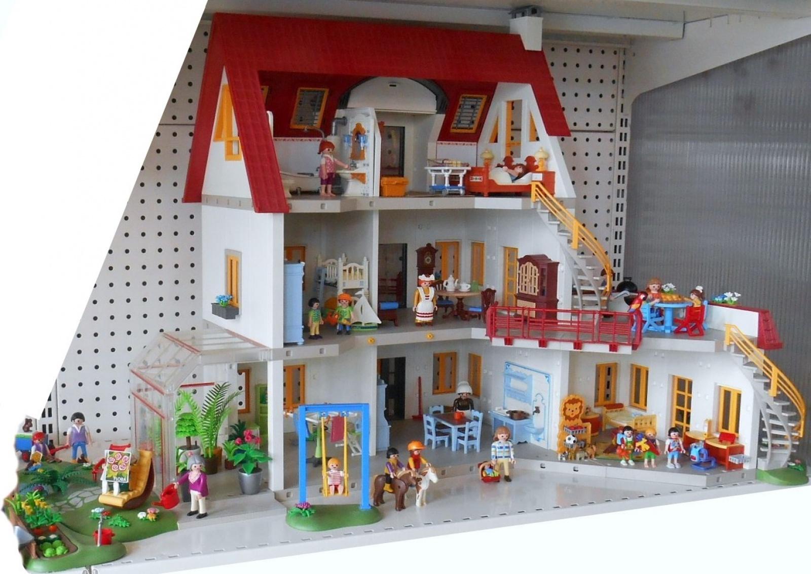 maison moderne playmobil occasion