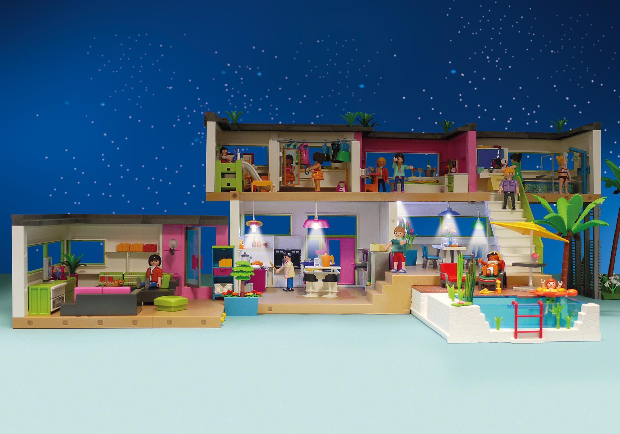 maison moderne playmobil