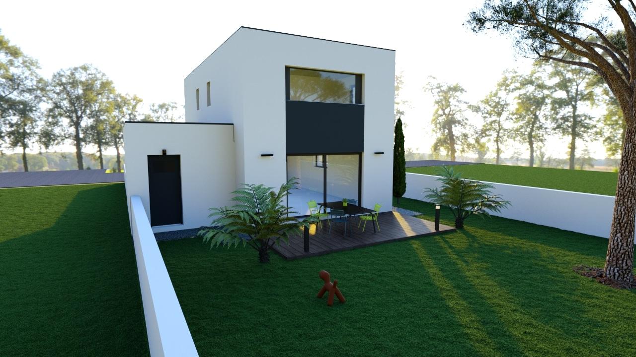 maison moderne royan