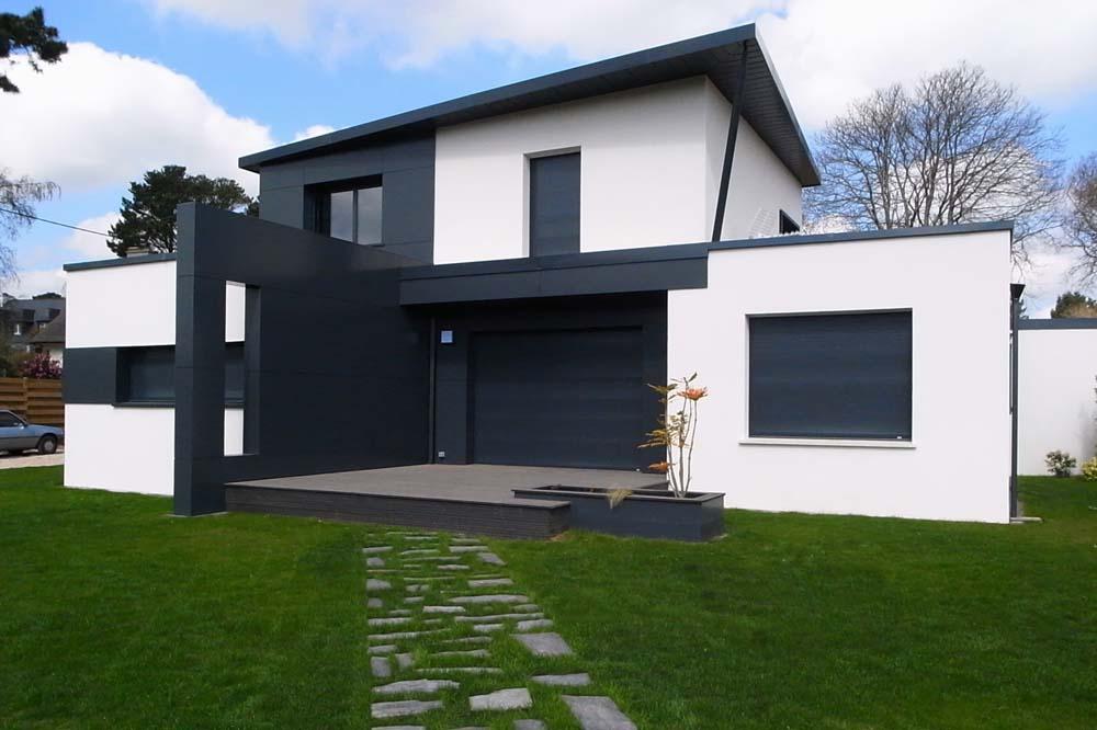 maison moderne rt2012