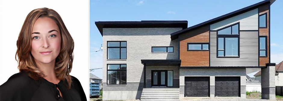 maison moderne vaudreuil