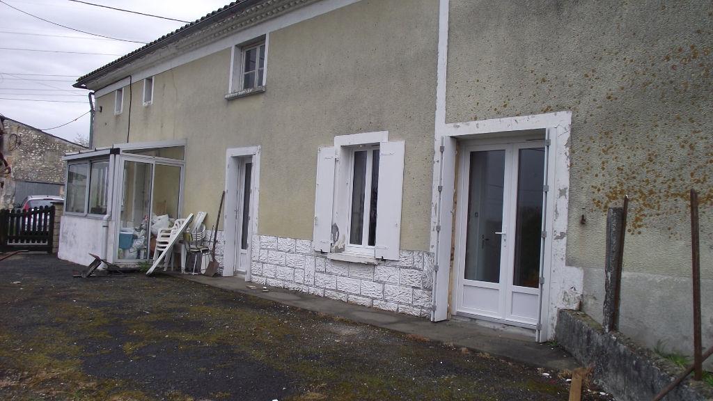 maison plain pied 2 chambres a vendre