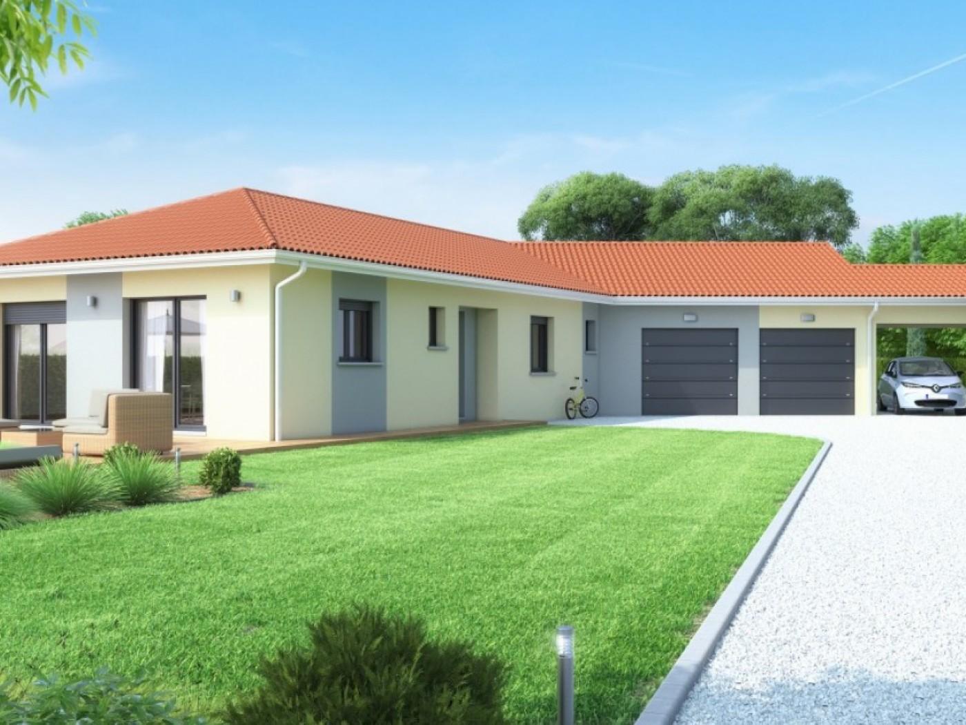 maison plain pied constructeur