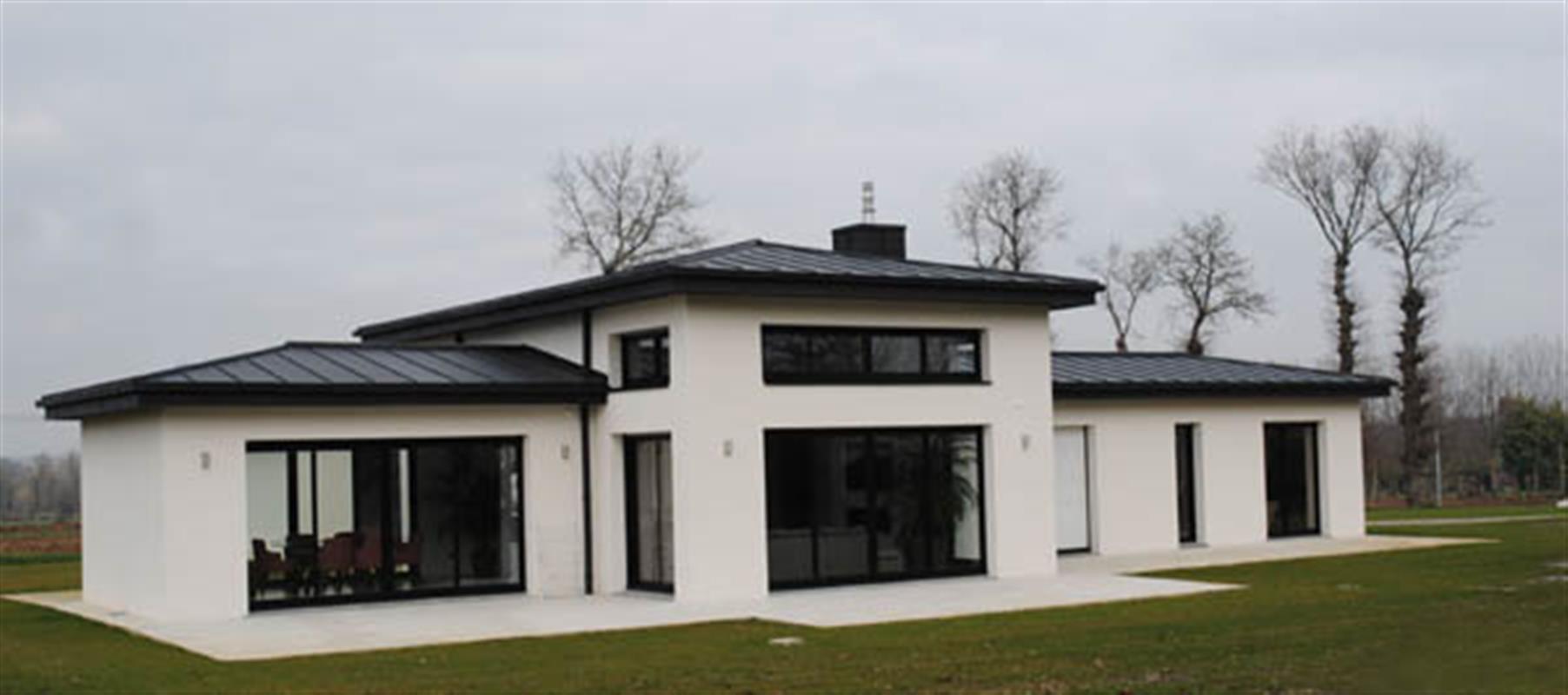 Architecte maison contemporaine bretagne ventana blog - Maison bretonne moderne ...