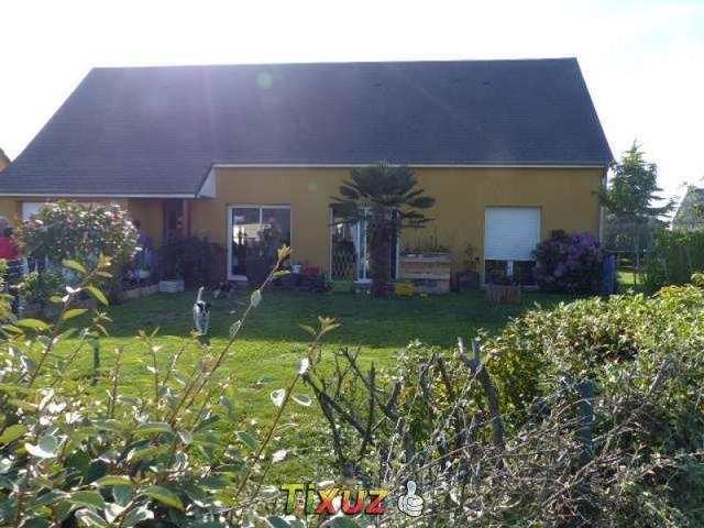 maison plain pied granville