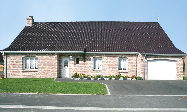 maison plain pied nord
