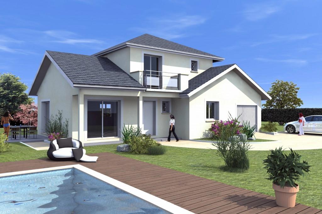 maison plain pied ou etage