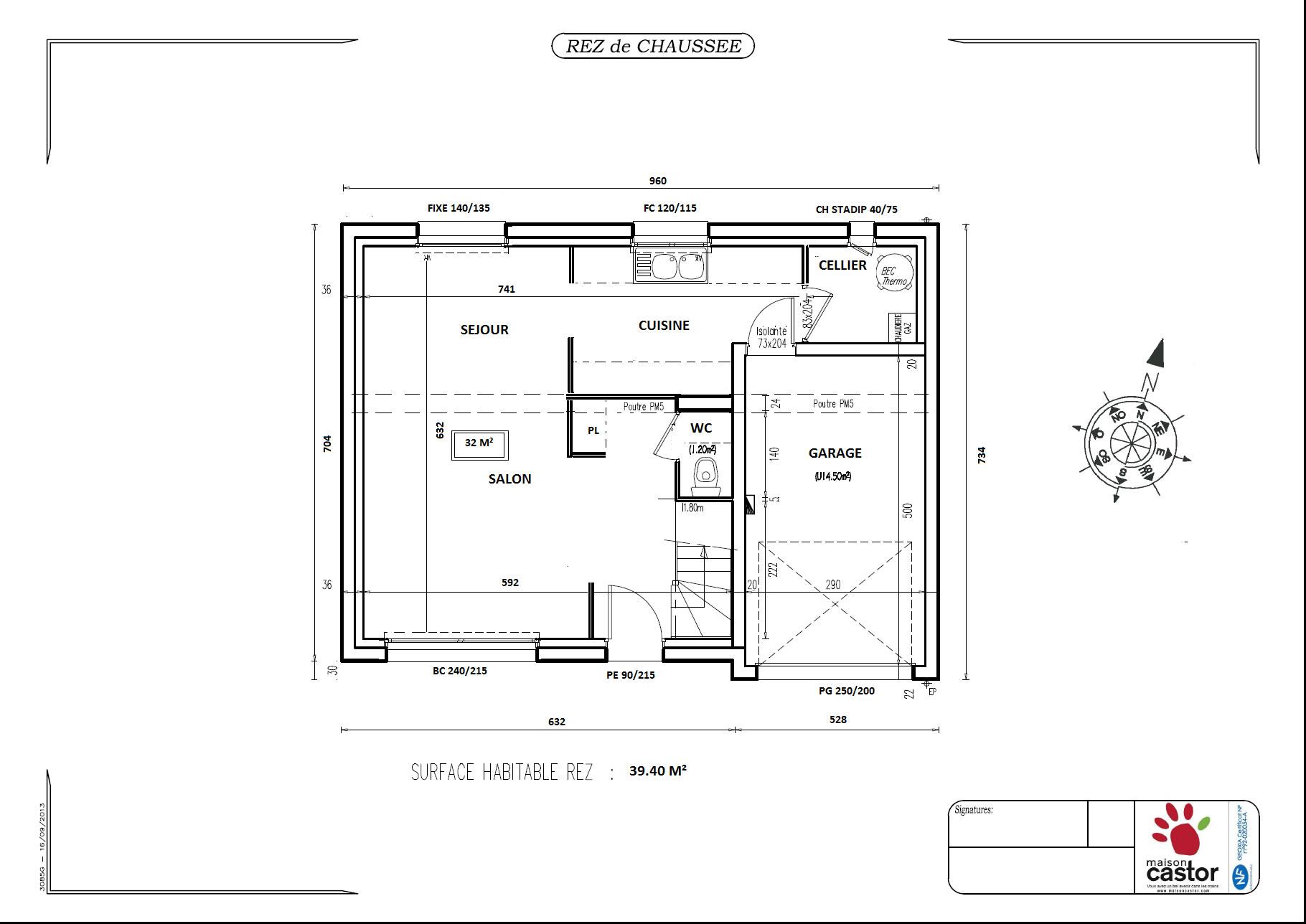 maison plain pied ou r+1