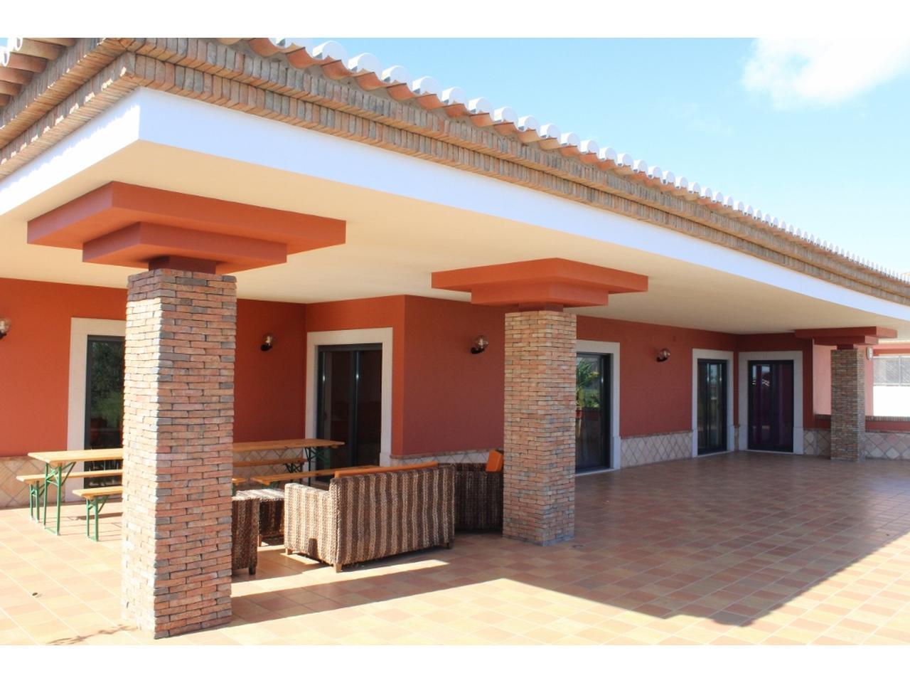 maison plain pied portugal