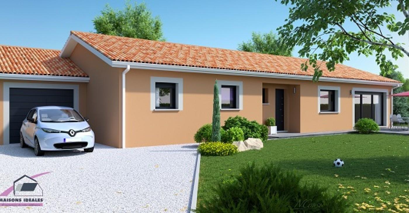 Maison plain pied sans garage - Maison sans vide sanitaire humidite ...